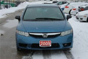 2009 Honda Civic DX-G | CERTIFIED + E-Tested Kitchener / Waterloo Kitchener Area image 8