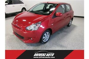 2014 Mitsubishi Mirage SE LOW KMS, BLUETOOTH,
