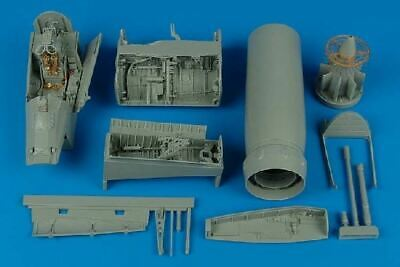 AIRES HOBBY 1/32 F8E/H DETAIL SET FOR TSM D 2110
