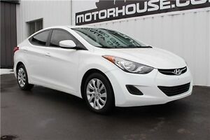 2013 Hyundai Elantra GL LOCAL TRADE! HEATED SEATS!