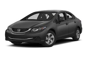 2013 Honda Civic LX Sold Pending Delivery...Only 30,000 km! O...