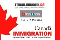 Canadian Immigration, Visas and Citizenship Service