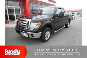 2012 Ford F-150 XLT EXTENDED CAB - DEALER MAINTAINED - ECOBOOST!