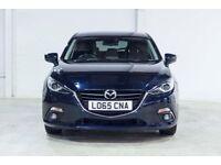 Mazda 3 SE-L NAV (blue) 2016