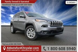 2016 Jeep Cherokee North FULL WARRANTY