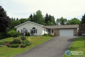 Wonderfully maintained 4 bed/2 bath home