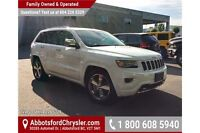 2015 Jeep Grand Cherokee Overland w/- Barely Driven