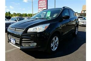 2014 Ford Escape SE CLEAN CAR-PROOF !! REAR CAMERA !! LEATHER !!