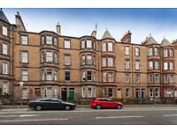 Dalkeith Road: Hall, Lnge, 3 beds, kit and bathrm incl shwr. GCH. Fully furnished. HMO. Wifi incl.