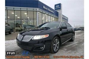 2011 Lincoln MKS Base 4DR SDN 3.7L AWD   AWD Leather Heated S...