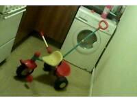 For sale toddlers trike bike