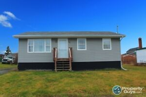 Fantastic starter home with room to expand, close to amenities