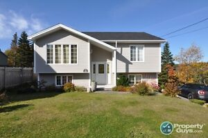 Fully finished, 5 bed/3 bath in desirable area