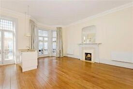 Stunning bright first floor one bedroom flat with balcony in the heart of South Kensington