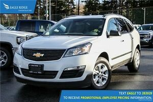2016 Chevrolet Traverse LS Satellite Radio and Backup Camera