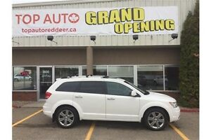 2009 Dodge Journey R/T Leather loaded R/T, great kilometres