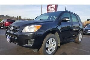 2010 Toyota RAV4 Base 4X4 !!! CLEAN CAR-PROOF ACCIDENT FREE !!!!