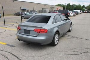 2010 Audi A4 2.0T | Premium Quattro Kitchener / Waterloo Kitchener Area image 5