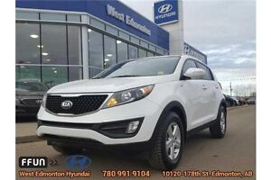 2016 Kia Sportage LX AWD heated seats bluetooth xm warranty