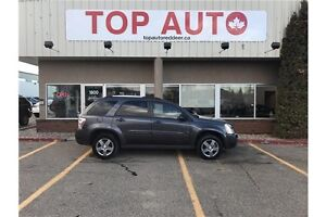 2008 Chevrolet Equinox LS Lots of tread on the tires! AWD!