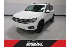 2013 Volkswagen Tiguan AWD, REMOTE START, CLEAN CARPROOF