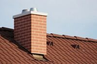 Burnaby Chimney repair Chimney rain cap Chimney flashing repair