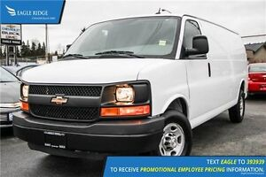 2015 Chevrolet Express 2500 1WT AM/FM Radio and Air Conditioning