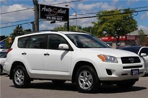 2011 Toyota RAV4 AWD ONLY 82K! **CLEAN CARPROOF** POWER OPTIONS