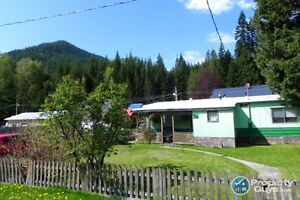 Bungalow home with AMAZING location in Ymir ID 196918