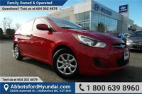 2014 Hyundai Accent GL W/- Heated Front Seats & A/C
