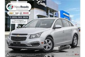 2016 Chevrolet Cruze Limited 2LT 2LT | LEATHER, SUNROOF, ALLOYS