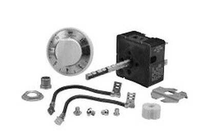 Robertshaw 5500-134m - Commercial Infinite Uni-kit Switch Black Dial 120v