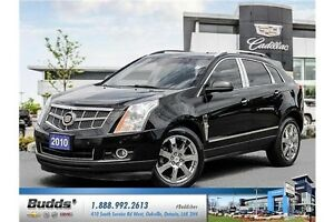 2010 Cadillac SRX Premium Collection SAFETY AND E-TESTED