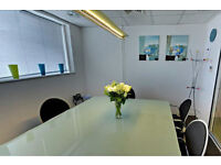 Cost Effective 11 Person Private Office Space in london E1W £855 a week