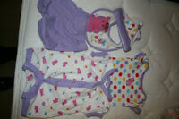 Two Girl Newborn Sets