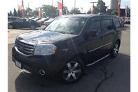 2012 HONDA PILOT TOURING AWD - SUNROOF - NAVIGATION - BACKUP CAM