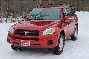 2012 Toyota RAV4 Base | 4x4 | CERTIFIED + E-TESTED