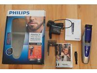 Brand new Philips beard trimmer .