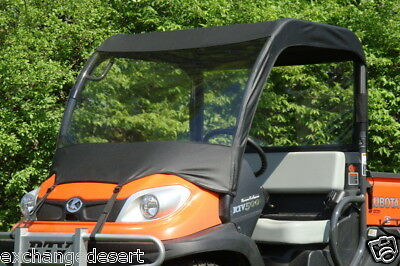 MINI CAB w/ VINYL Windshield ~ KUBOTA RTV900 & RTV1120 ~ New ~ UTV Enclosure