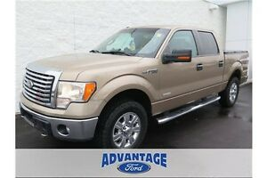 2012 Ford F-150 XLT EcoBoost. Trailer Tow.