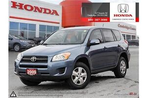 2009 Toyota RAV4 Base REMOTE KEY-LESS ENTRY | RAIN SENSING WI...