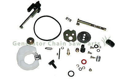 Carburetor Repair Rebuild For Generac GP6500 5623 5940 5941 5946 5976 6500 8125W (Generac 5941)
