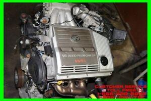 JDM Engine Lexus RX300 3.0L DOHC 24 Valve 1MZ-FE ONLY 1999-2003