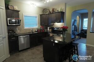 Beautiful 3 bdrm + den/office, 2.5 bath home – offers welcome!