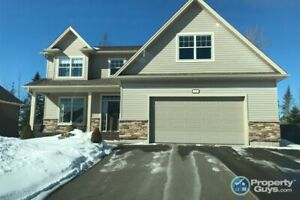 Custom built two story, 6 bdrm/3.5 bath home loaded with extras