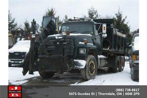 1995 Ford Louisville Plow and Sander