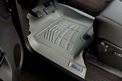 Front Sure-Fit Floor Mats: 2004-2008 Ford F-150 SuperCrew/Super Cab/Standard Cab ()
