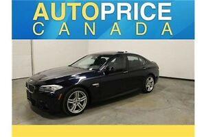 2012 BMW 535 i xDrive M-SPORT|EXCUTIVE PKG|NAVIGATION
