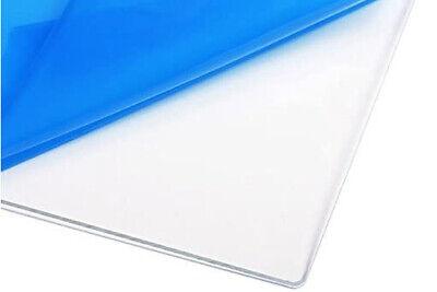 5mm Transparent Clear Acrylic Plexiglass Plastic Sheet 316 X 30 X 24