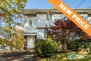 Beautiful 3 bed, two story semi with finished basement